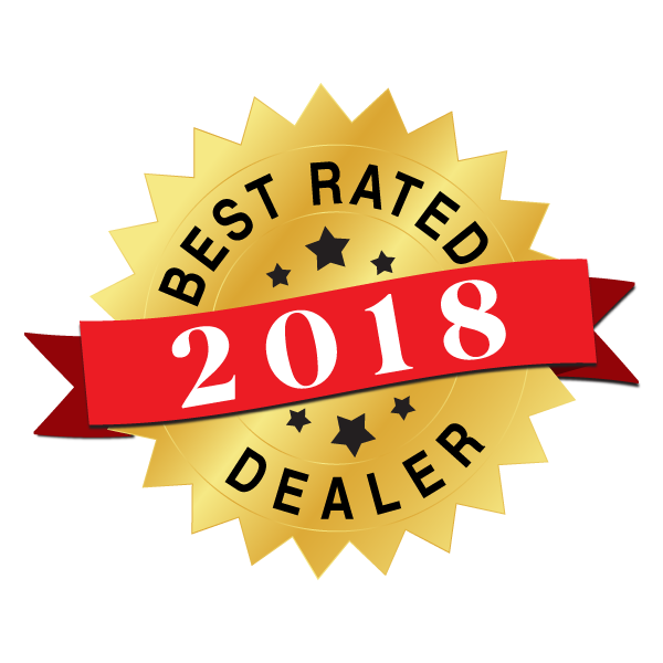 Top Rated Dealer 2018