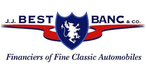 JJ Best Banc & co. Financiers of fine classic automobiles