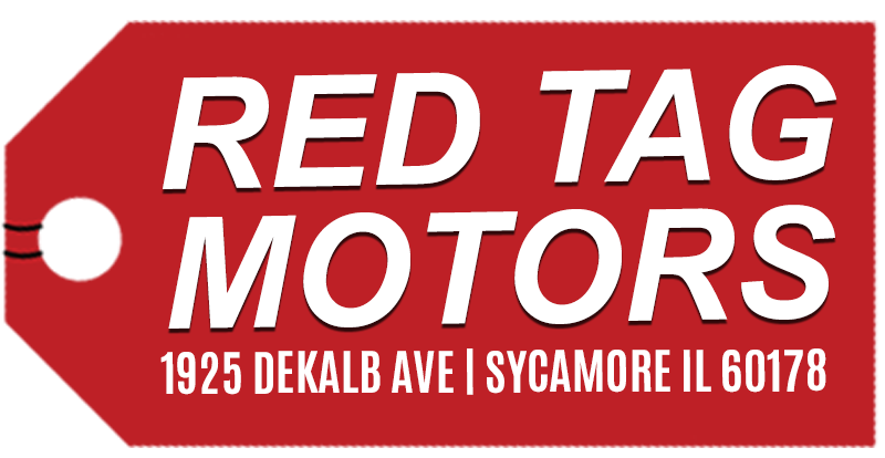 RED TAG MOTORS 1925 dekalb ave sycamore IL 60178