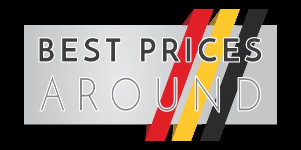 best prices around