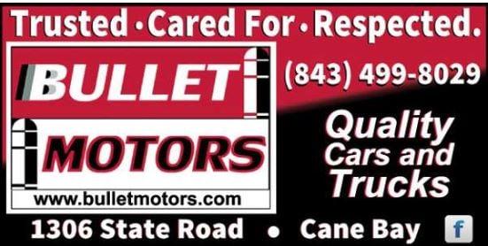 Bullet Motors Charleston Area