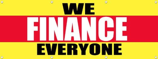 We Finance Everyone