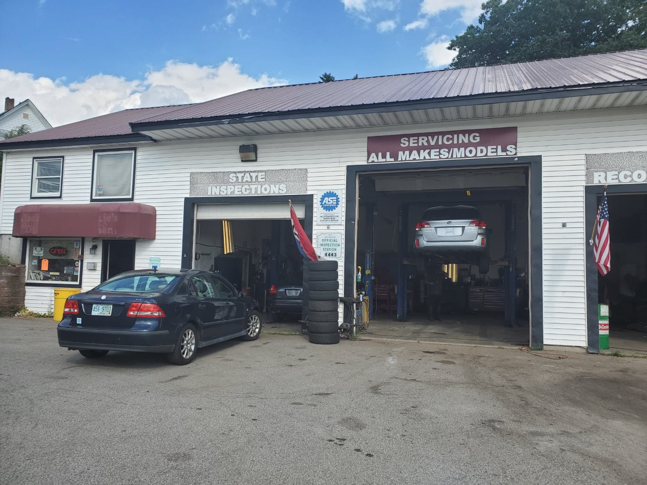 Greenwood Auto Sales >> Service Greenwood Auto In Belmont Nh