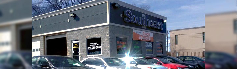 Car Lots In Nashville Tn >> Southeast Automotive Car Dealer In Nashville Tn