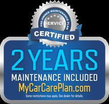 2 Year Maintenance Plan