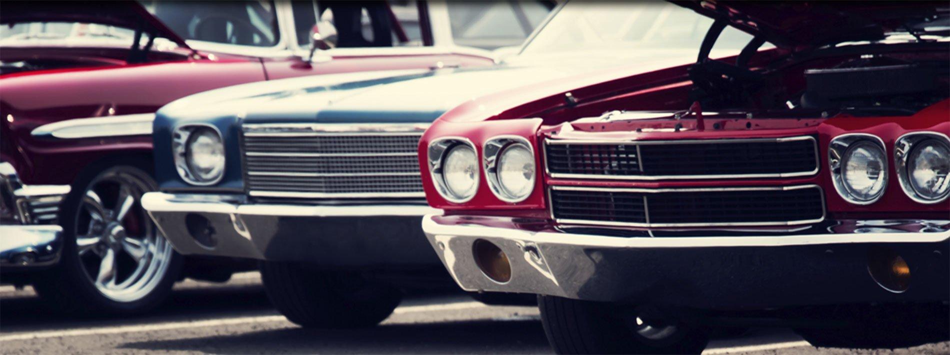 Classic Car Hoods