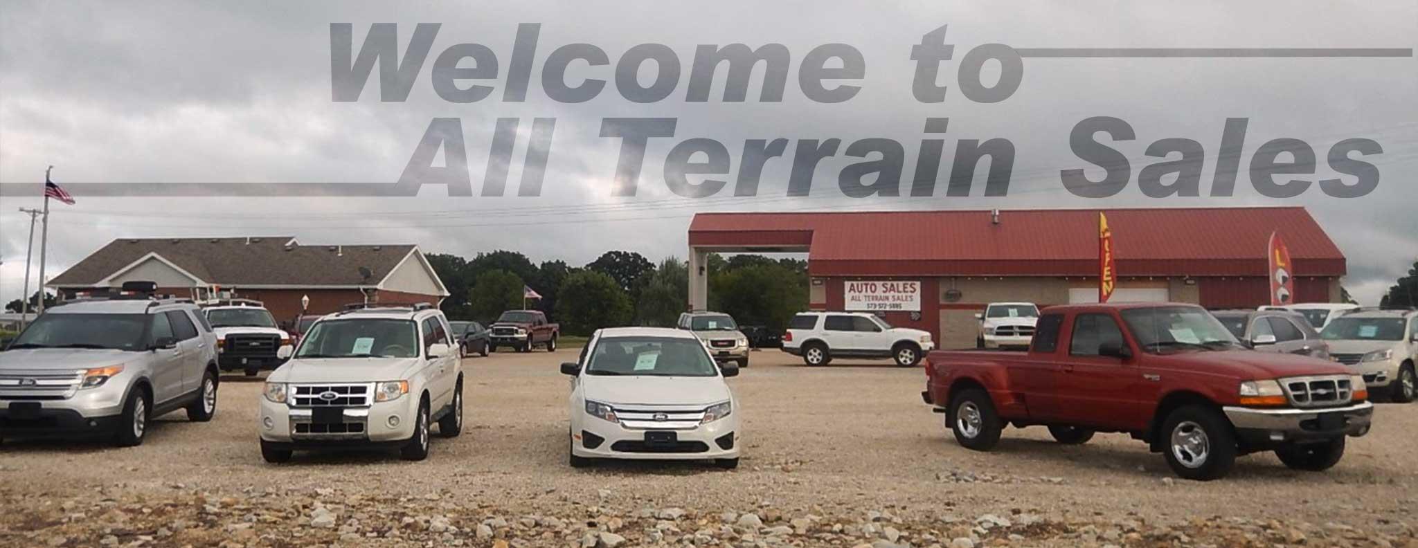 All Terrain Sales
