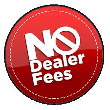 No Dealer Fees