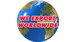 we export worldwise