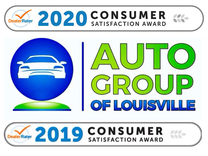 Auto Group of Louisville was given the 2019 Dealer Rater consumer satisfaction award.