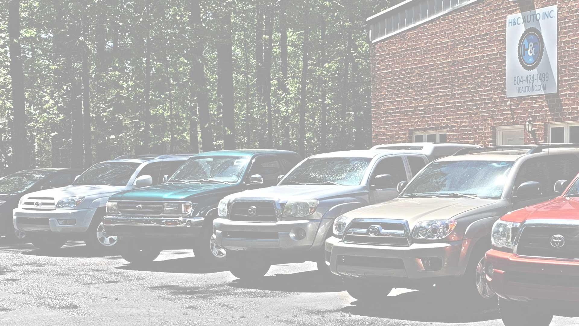 C And H Auto >> H C Auto Car Dealer In Oilville Va