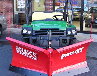 We're a Boss ATV Distributor