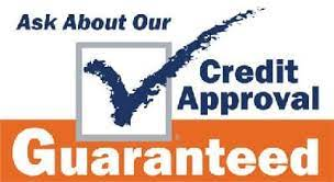 Ask about our Credit Approval Guarantee