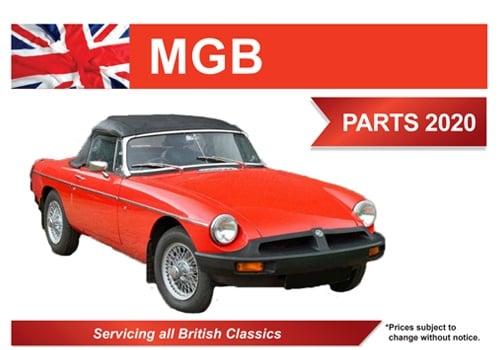 mgb booklet