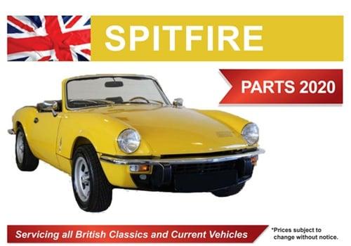 spitfire booklet