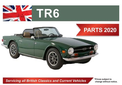tr6 booklet