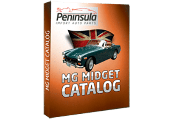 MIDGET PARTS CATALOGUE