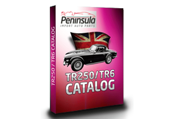TR-6 PARTS CATALOGUE