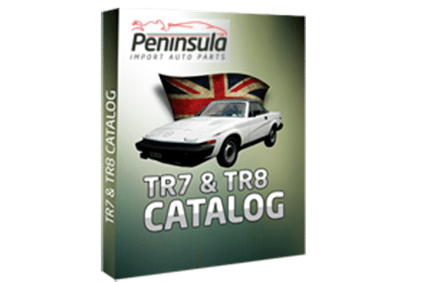 TR-7 & TR-8 PARTS CATALOGUE