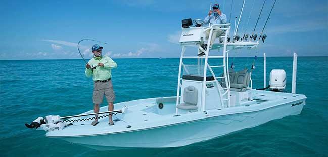 boat ocean fishing