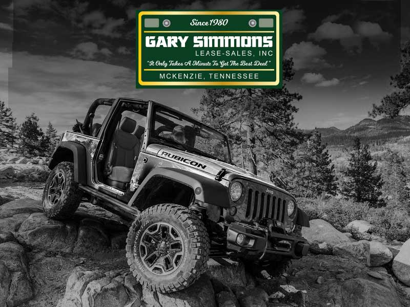 welcome to Gary Simmons Lease - Sales