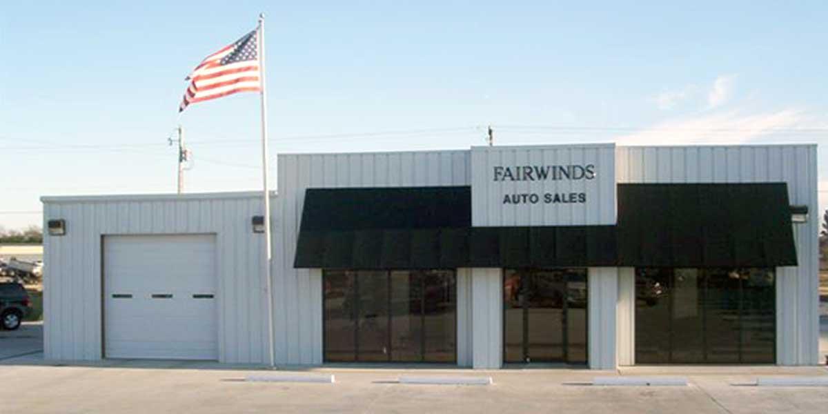 Fairwinds Auto Sales Lot