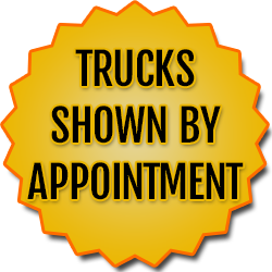 trucks shown by appointment
