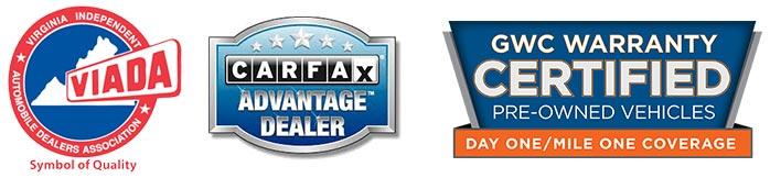 credit logos