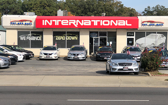 International Auto Wholesalers