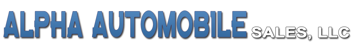 ALPHA AUTOMOBILE SALES, LLC