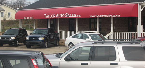 Taylor Auto Sales Inc Lot