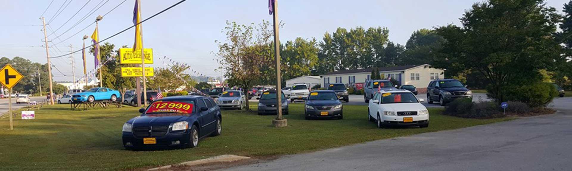 East Carolina Auto Exchange Car Dealer In Greenville Nc