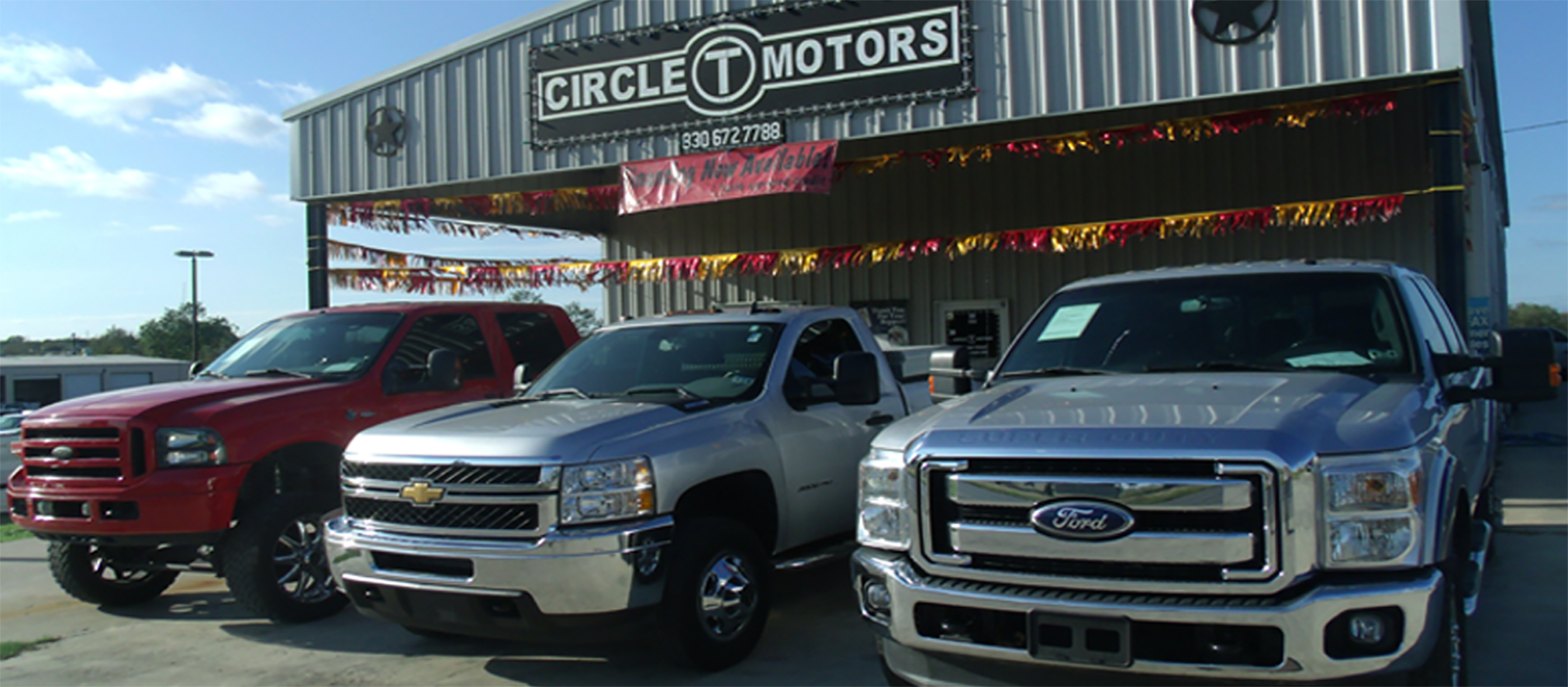 Circle T Motors Inc Car Dealer In Gonzales Tx