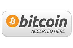 Bitcoin Acceptance Button