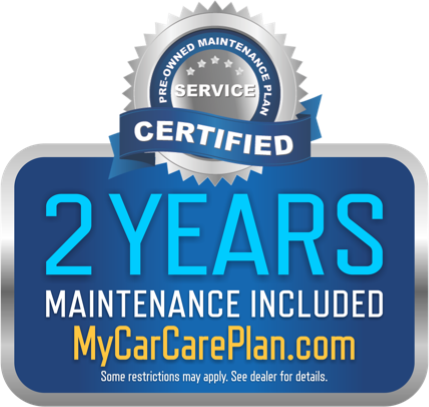 2 Years Maintenance Included MyCarCarePlan.com