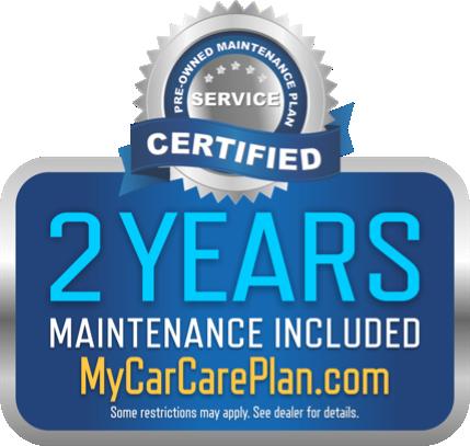 2 Years Maintenance Included MyCarCarePlan.com