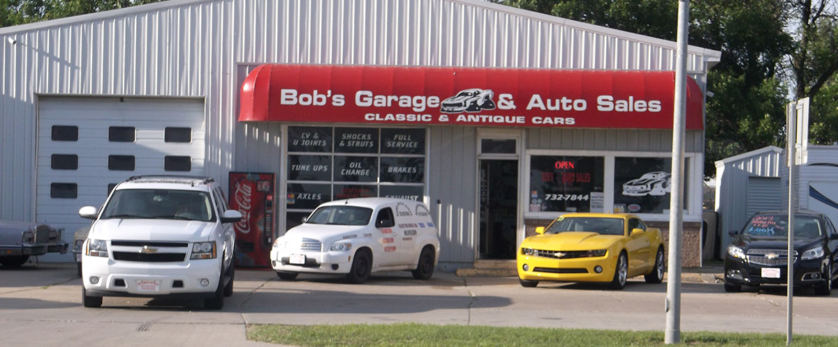 Bob'S Auto Sales >> Bob S Garage Auto Sales And Towing Car Dealer In Storm