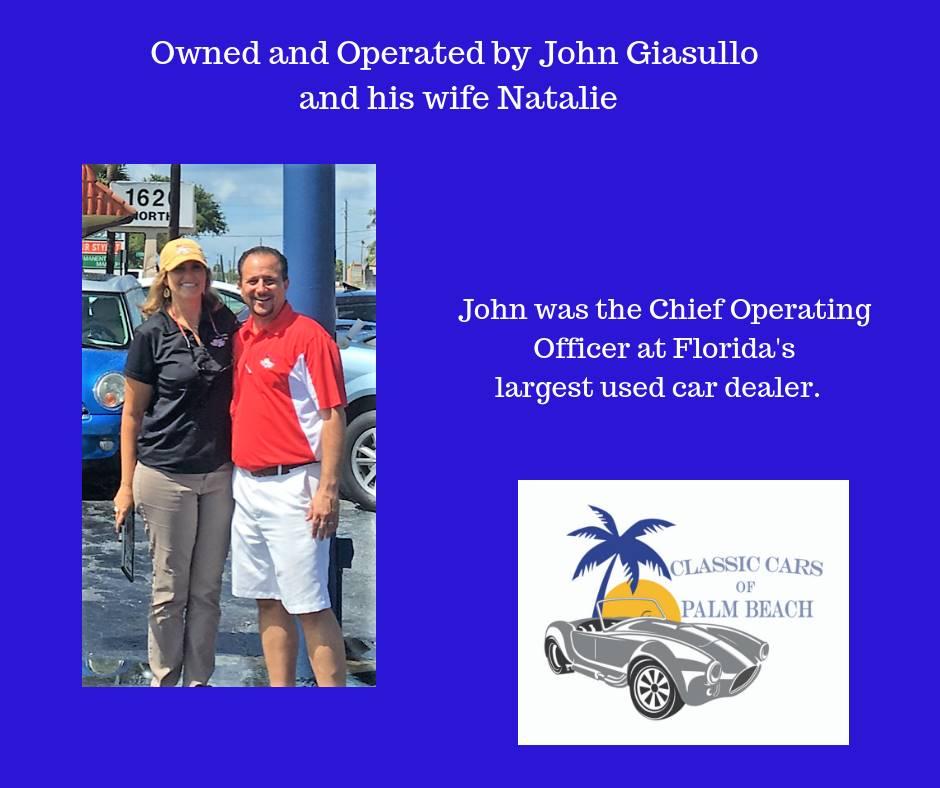 Customer Testimonials Classic Cars Of Palm Beach In Jupiter Fl