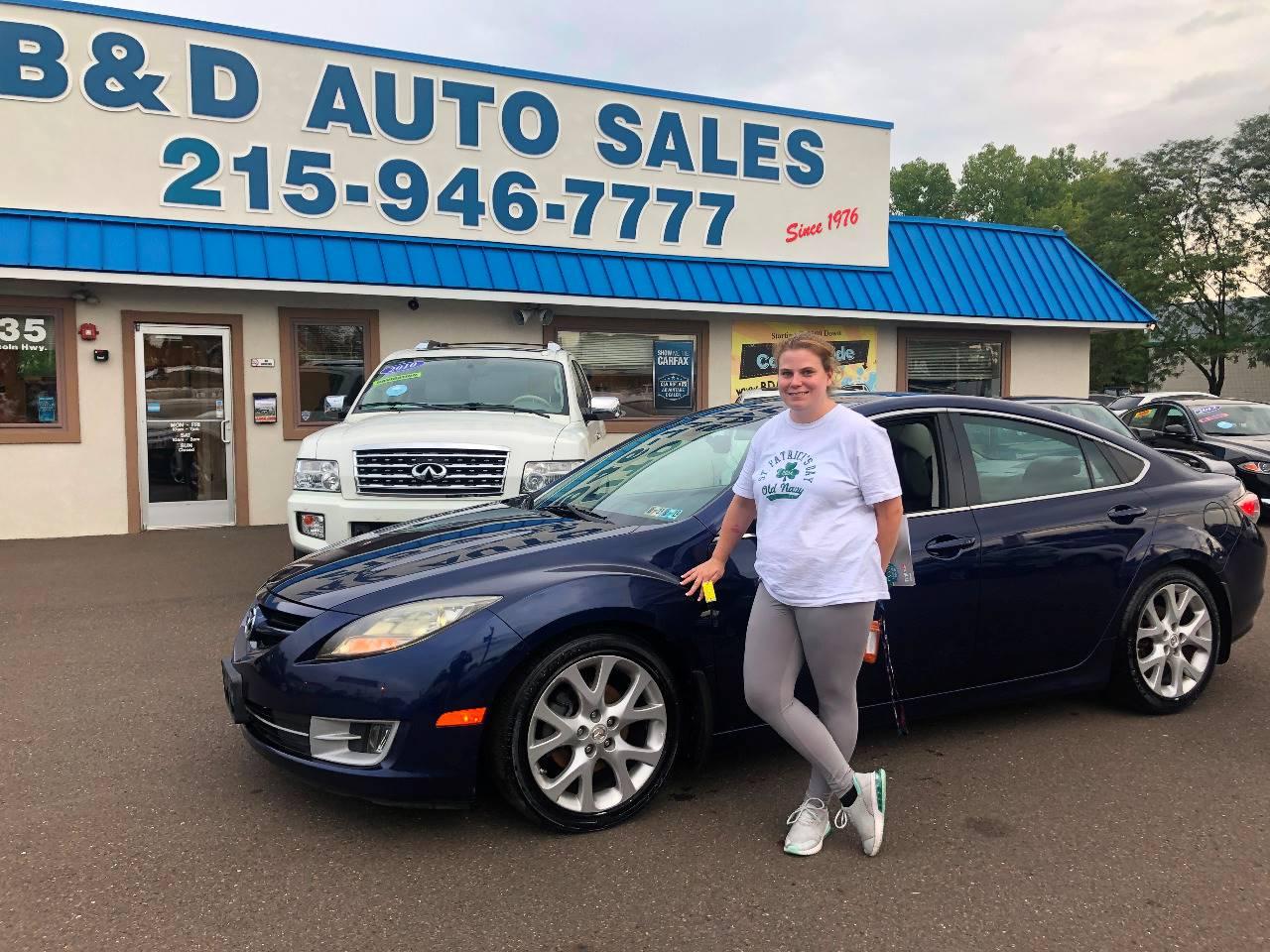 Customer Testimonials - B & D Auto Sales Inc  in Fairless