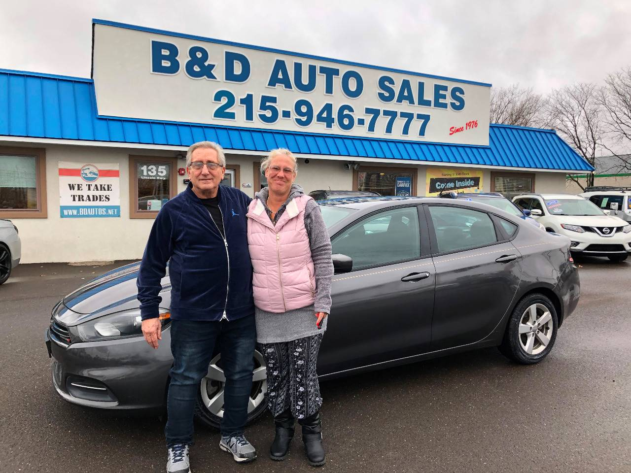 Customer Testimonials B D Auto Sales Inc In Fairless