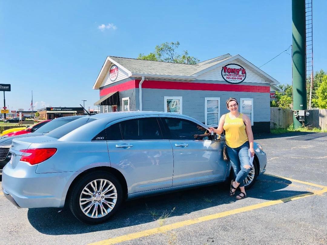 Customer Testimonials - Tonys Pre Owned Auto Sales in Kokomo, IN