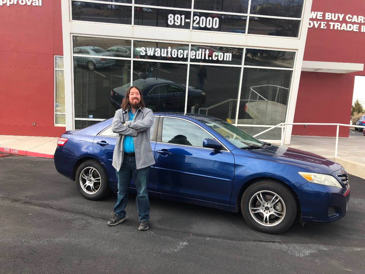 Southwest Auto Credit >> Customer Testimonials Southwest Auto Credit In Albuquerque Nm
