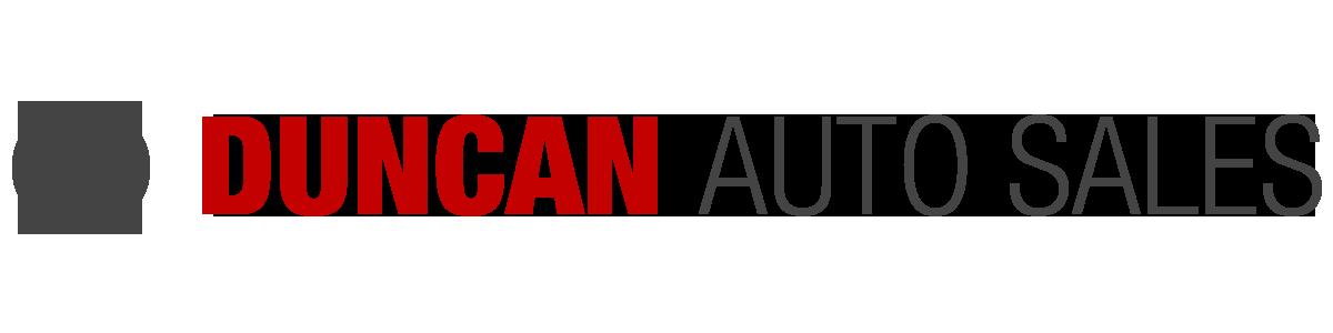 DUNCAN AUTO SALES, INC