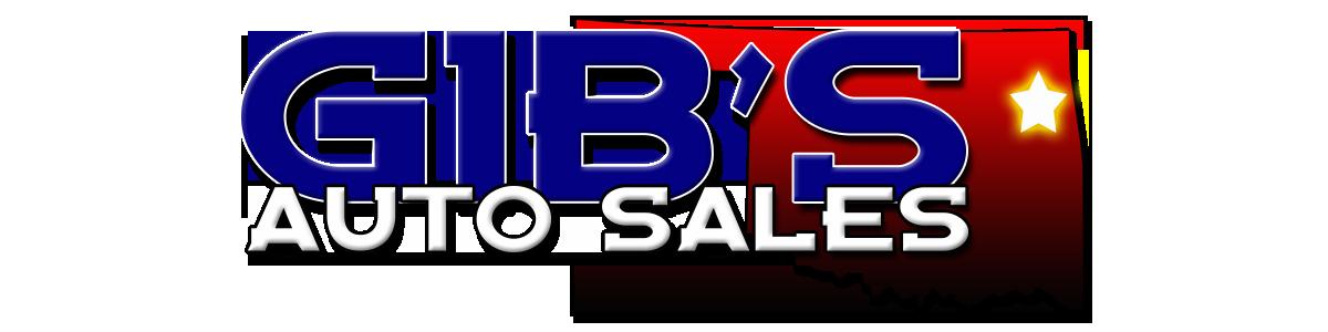 GIB'S AUTO SALES