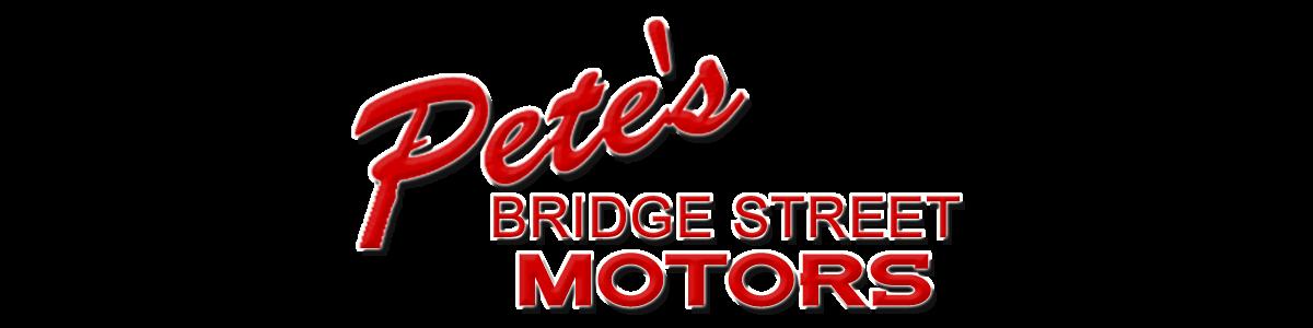 Pete's Bridge Street Motors