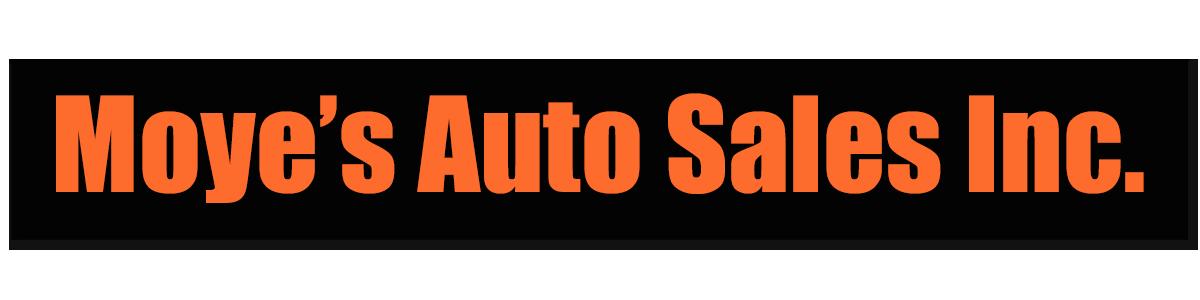 Moye's Auto Sales Inc.