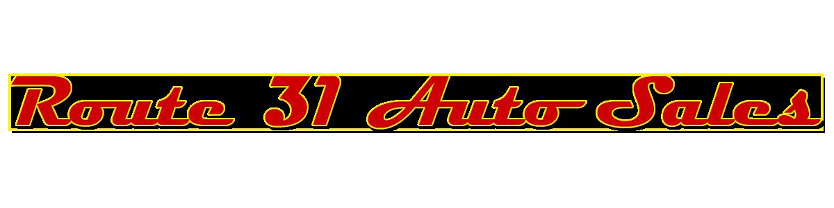 ROUTE 31 AUTO SALES