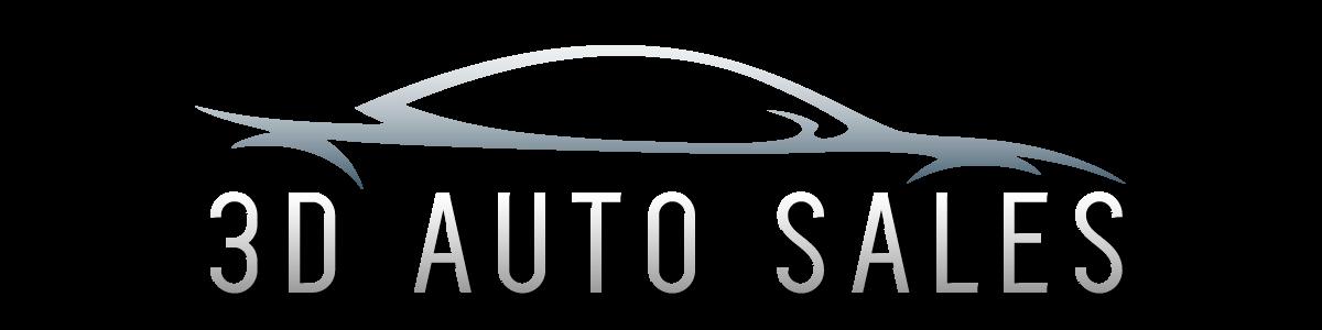 3D Auto Sales