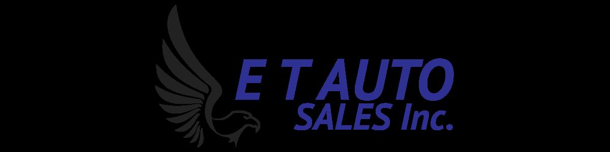 E.T. Auto Sales Inc.