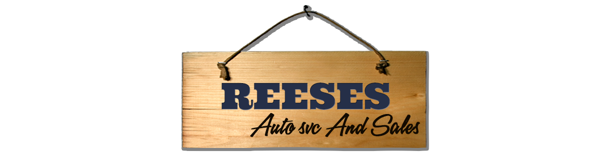 REESES AUTO svc AND SALES